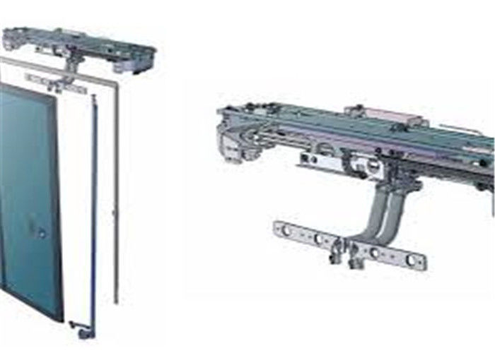 Manual / Automatic Lock Automatic Sliding Door Mechanism , Bus Door Mechanism
